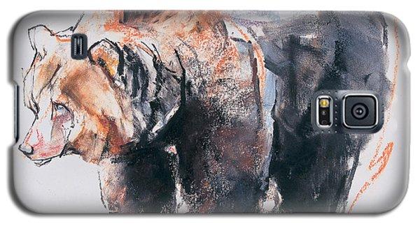 European Brown Bear Galaxy S5 Case by Mark Adlington