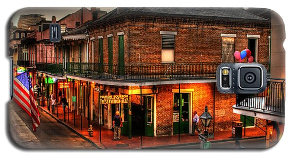Evening On Bourbon Galaxy S5 Case by Greg and Chrystal Mimbs