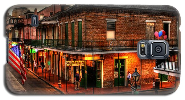 Popular Galaxy S5 Cases - Evening on Bourbon Galaxy S5 Case by Greg and Chrystal Mimbs