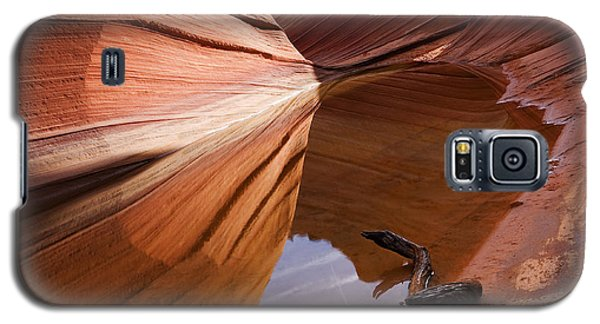 Buy Galaxy S5 Cases - Eye of the Wave Galaxy S5 Case by Mike  Dawson