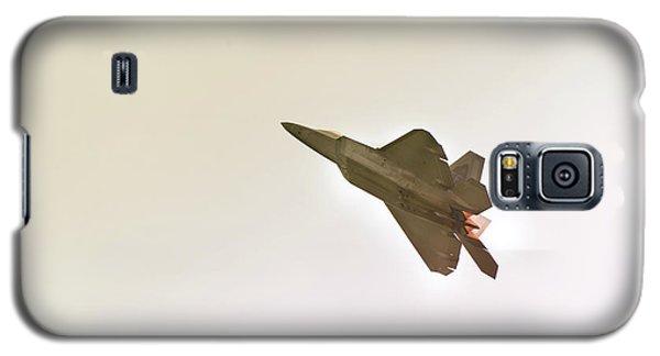 F-22 Raptor Galaxy S5 Case by Sebastian Musial