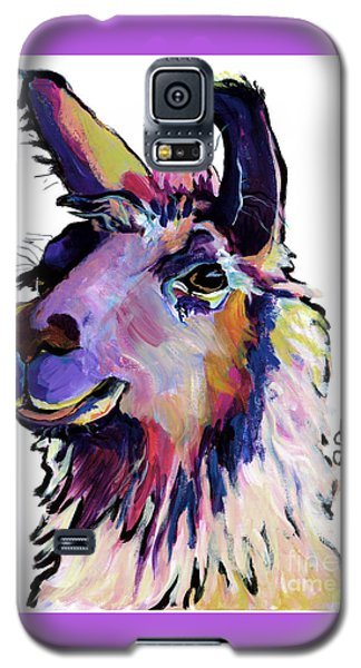Fabio Galaxy S5 Case by Pat Saunders-White