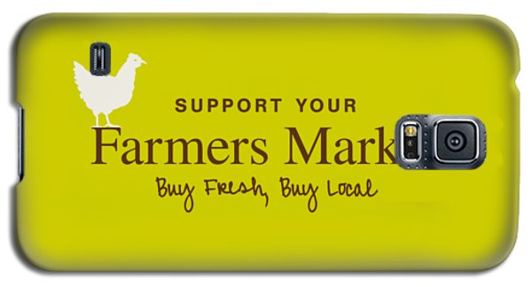 Farmers Market Galaxy S5 Case by Nancy Ingersoll
