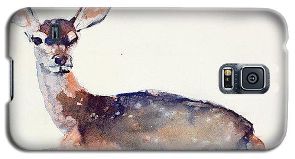 Fawn Galaxy S5 Case by Mark Adlington