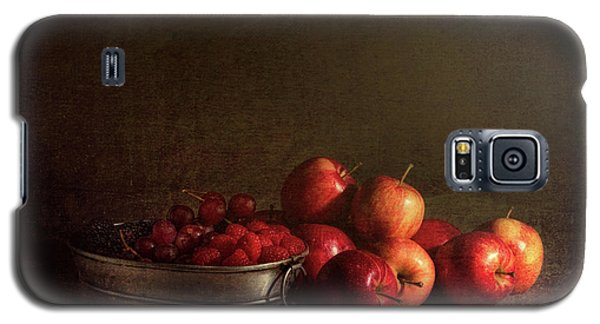 Feast Of Fruits Galaxy S5 Case by Tom Mc Nemar