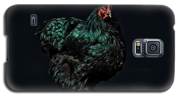Feathers Galaxy S5 Case by John Towner