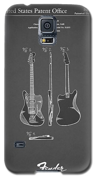 Fender Electric Guitar 1959 Galaxy S5 Case by Mark Rogan