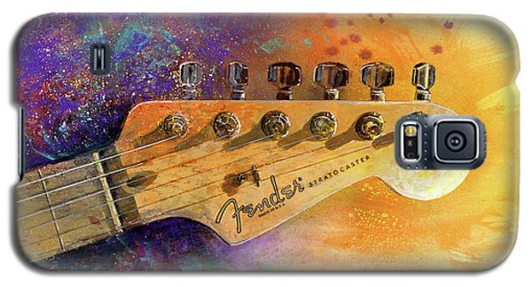Fender Head Galaxy S5 Case by Andrew King