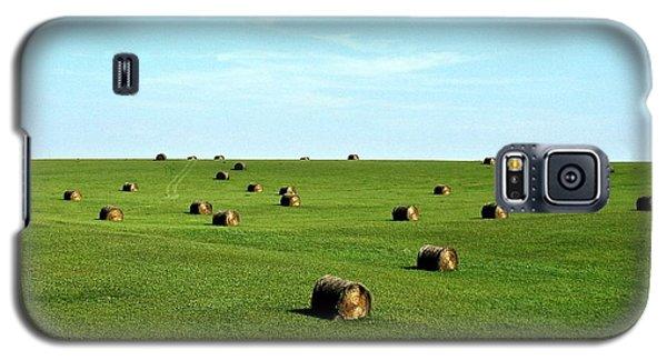 Fields Of Green Galaxy S5 Case by Mark Mickelsen