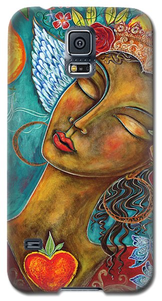 Finding Paradise Galaxy S5 Case by Shiloh Sophia McCloud