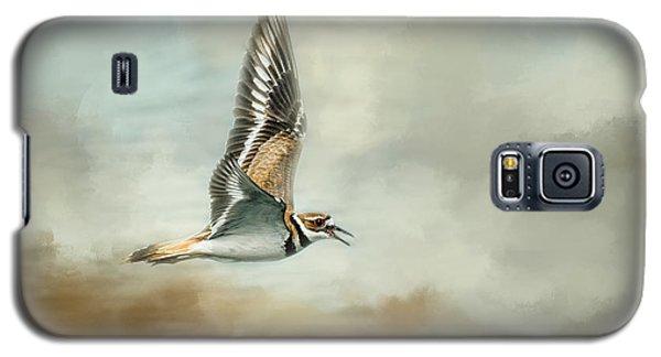 Flight Of The Killdeer Galaxy S5 Case by Jai Johnson