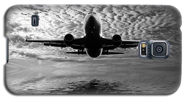 Flight Path 2 Galaxy S5 Case by Sharon Lisa Clarke