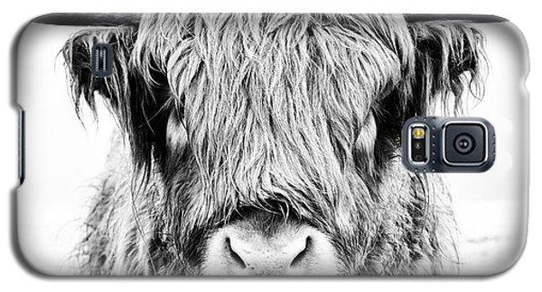Fluffy Galaxy S5 Case by Tim Gainey