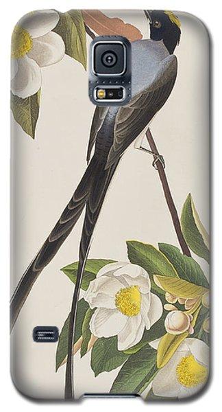 Fork-tailed Flycatcher  Galaxy S5 Case by John James Audubon