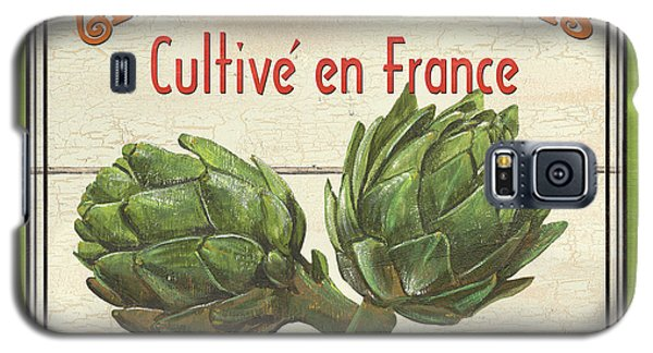 French Vegetable Sign 2 Galaxy S5 Case by Debbie DeWitt