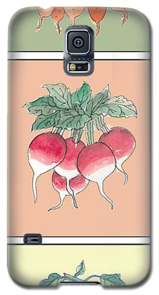 Fresh From The Garden Galaxy S5 Case by Arline Wagner