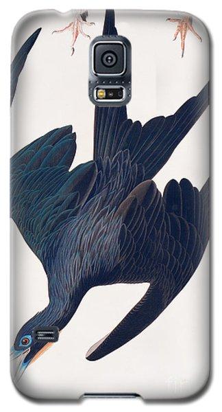 Frigate Penguin Galaxy S5 Case by John James Audubon