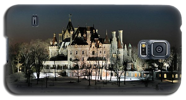 Frozen Boldt Castle Galaxy S5 Case by Lori Deiter