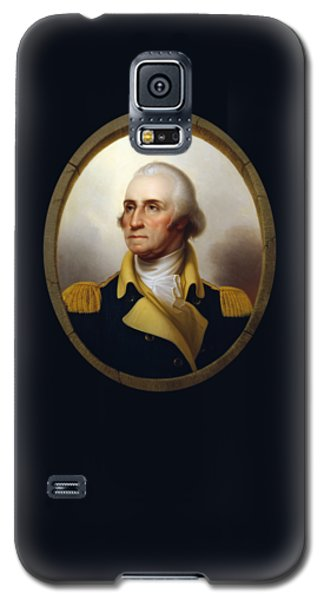General Washington Galaxy S5 Case by War Is Hell Store