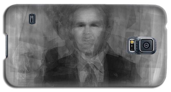 George W. Bush Galaxy S5 Case by Steve Socha
