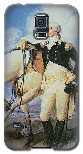 George Washington Galaxy S5 Case by John Trumbull