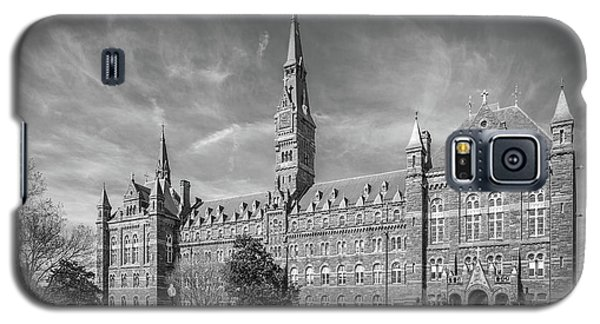 Georgetown University Healy Hall Galaxy S5 Case by University Icons