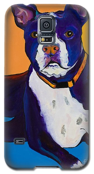 Georgie Galaxy S5 Case by Pat Saunders-White
