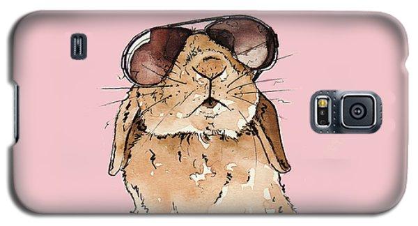 Glamorous Rabbit Galaxy S5 Case by Katrina Davis