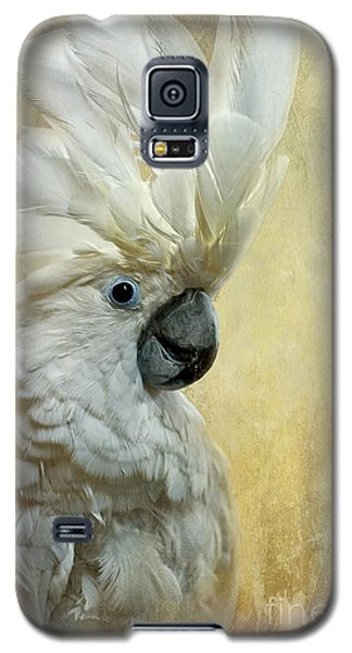 Glamour Girl Galaxy S5 Case by Lois Bryan