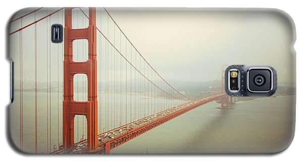 Golden Gate Bridge Galaxy S5 Case by Ana V Ramirez
