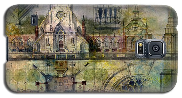 Architecture Galaxy S5 Cases - Gothic Galaxy S5 Case by Andrew King