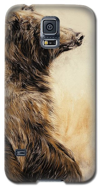 Grizzly Bear 2 Galaxy S5 Case by Odile Kidd