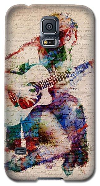 Gypsy Serenade Galaxy S5 Case by Nikki Smith