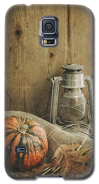 Pyrography Galaxy S5 Cases - Halloween Compositin Galaxy S5 Case by Jelena Jovanovic