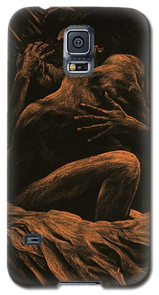 Nudes Galaxy S5 Cases - Harmony Galaxy S5 Case by Richard Young