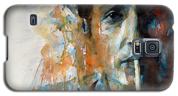 Hey Mr Tambourine Man @ Full Composition Galaxy S5 Case by Paul Lovering