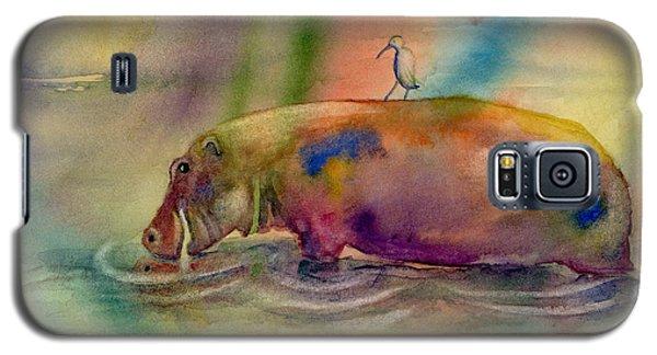 Hippy Dippy Galaxy S5 Case by Amy Kirkpatrick