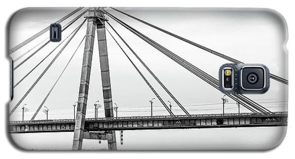 Hockey Under The Bridge Galaxy S5 Case by Ant Rozetsky