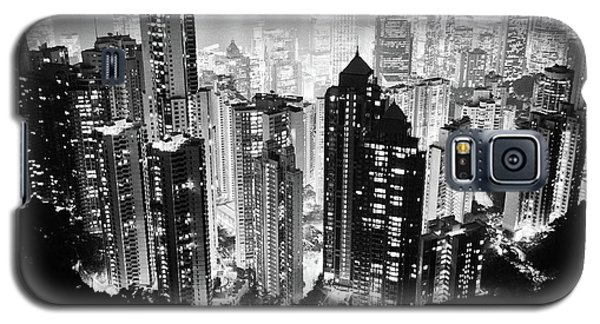 Hong Kong Nightscape Galaxy S5 Case by Joseph Westrupp