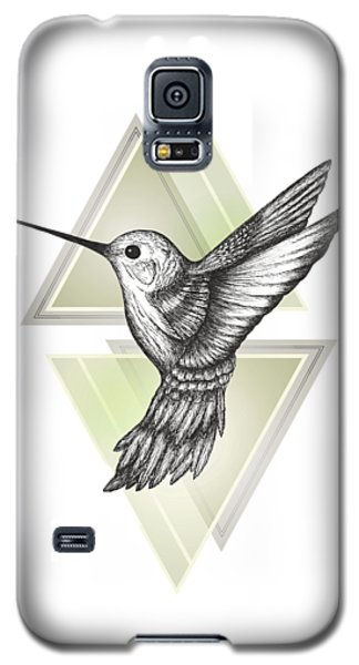 Hummingbird Galaxy S5 Case by Barlena
