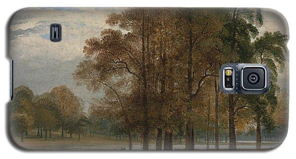 Hyde Park Galaxy S5 Case by John Martin