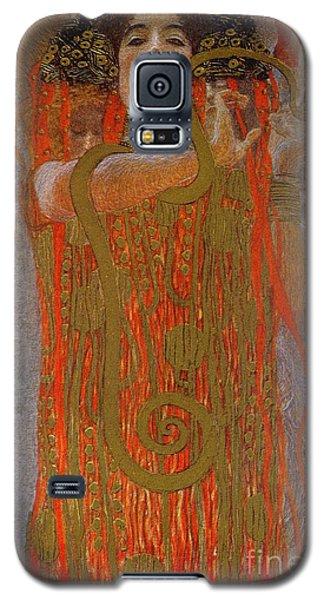 Hygieia Galaxy S5 Case by Gustav Klimt