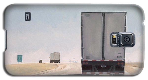 I-55 North 9am Galaxy S5 Case by Jeffrey Bess