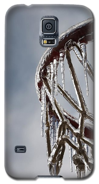 Icy Hoops Galaxy S5 Case by Nadine Rippelmeyer