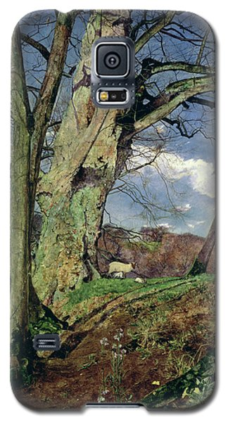 In Early Spring Galaxy S5 Case by John William Inchbold