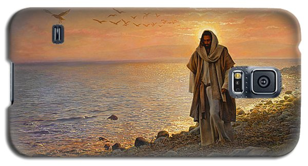 Recently Sold -  - Buy Galaxy S5 Cases - In the World Not of the World Galaxy S5 Case by Greg Olsen
