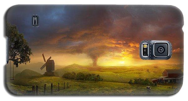 Infinite Oz Galaxy S5 Case by Philip Straub