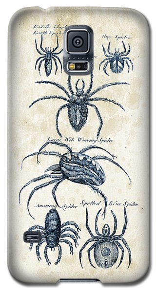 Insects - 1792 - 18 Galaxy S5 Case by Aged Pixel