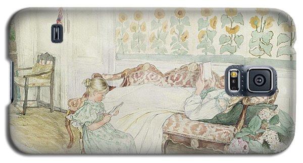 Interior Galaxy S5 Case by Peder Severin Kroyer
