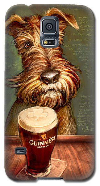 Recently Sold -  - Buy Galaxy S5 Cases - Irish Stout Galaxy S5 Case by Sean ODaniels